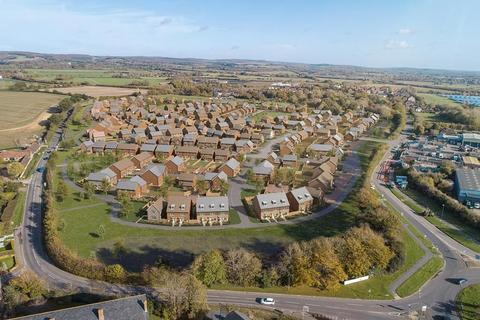 Barratt Homes - Madgwick Park - Plot 87, The Mountford at Minerva Heights, Old Broyle Road, Chichester, West Sussex PO19