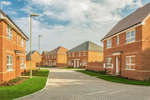 Barratt Homes - Saxon Corner - Plot 52, Kingsville at Berewood Green, Grainger Street, Berewood, WATERLOOVILLE PO7