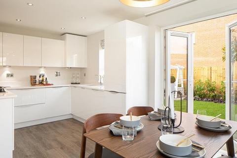 Barratt Homes - Quarter Jack Park - Magna Road, Canford