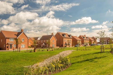 Barratt Homes - Berewood Green - Plot 76, The Lincoln at Catherington Park, Woodcroft Lane, Waterlooville, Hamsphire PO8