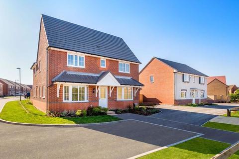 Barratt Homes - Bowbrook Meadows