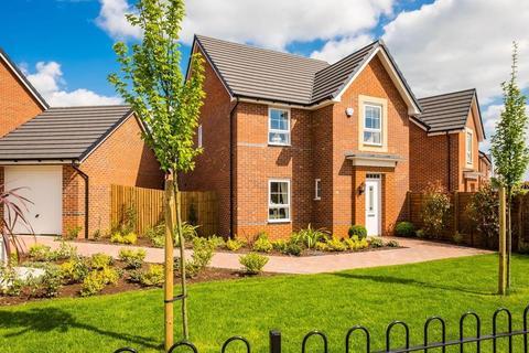Barratt Homes - Holly Blue Meadows - Plot 223, The Souter at Norton Hall Meadow, Norton Hall Lane, Norton Canes WS11