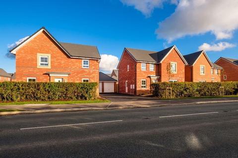 Barratt Homes - Needham's Grange - London Road, Nantwich, NANTWICH
