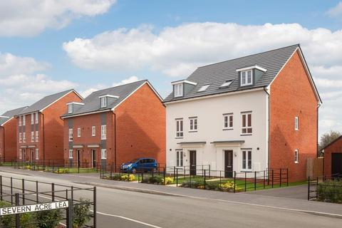 Barratt Homes - Northfields Park - Manor Road, Fishponds, Bristol
