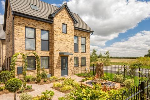 Barratt Homes - Canalside @ Wichelstowe - Restrop Road