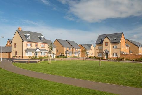 Barratt Homes - Beecham Place
