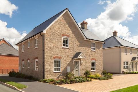 Barratt Homes - Blackberry Park - Manor Road, Fishponds, Bristol