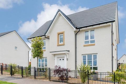 Barratt Homes - Barratt @ St Clements Wells - Plot 11, Dunbar at Gilmerton Heights, Gilmerton Station Road, Edinburgh, EDINBURGH EH17