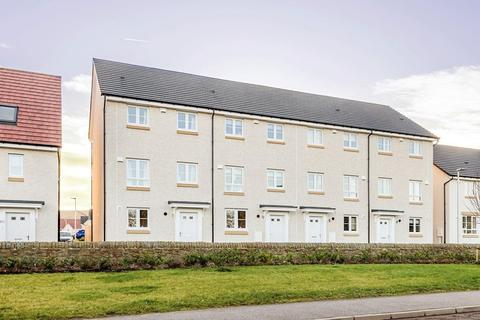 Barratt Homes - Preston Square - Plot 56-o, The Leith  at St Clements Wells, Salters Road, Strawberry Corner EH21