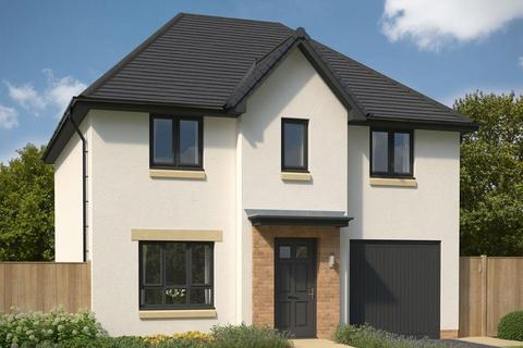 Barratt Homes - Gilmerton Heights - Plot 123, Dunbar at Barratt @ Heritage Grange, Frogston Road East, Edinburgh, EDINBURGH EH17