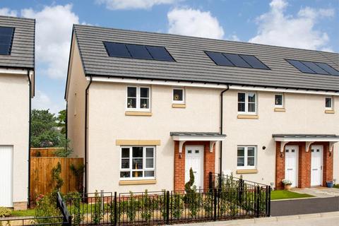 Barratt Homes - Heritage Grange - Greendykes Road, Niddrie, EDINBURGH
