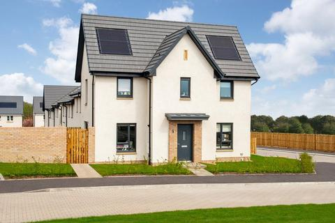 Barratt Homes - Barratt @ Heritage Grange - Plot 111, The Carron at Broomview, Edinburgh, Broomhouse Road, Edinburgh EH11