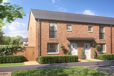 Barratt Homes - Greenacres - Plot 428, Type Z at Bonnington, Ashley Place EH6
