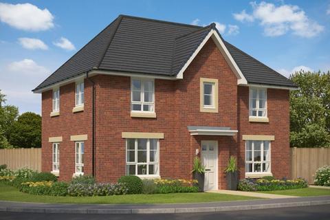 Barratt Homes - Pentland View - Plot 123, Dunbar at Barratt @ Heritage Grange, Frogston Road East, Edinburgh, EDINBURGH EH17