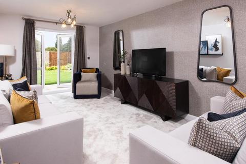 Barratt Homes - Scholars Park - Plot 618, The Apartment at South Haven, Powell Duffryn Way, Docks CF62