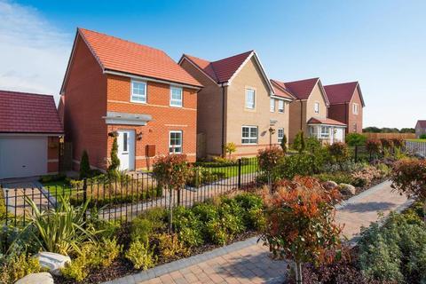 Barratt Homes - Ashmeade Park, Pontefract