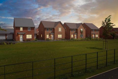 Barratt Homes - The Glassworks, Catcliffe - Aspen Woolf West Bar House, Lambert Street S3