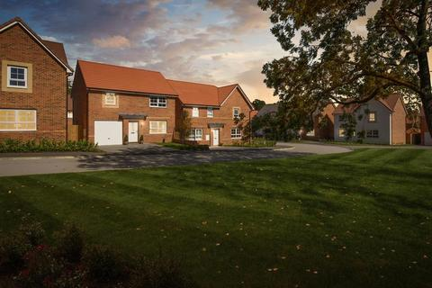 Barratt Homes - Ambler's Meadow, East Ardsley