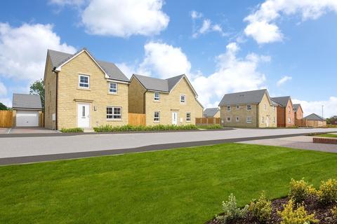 Barratt Homes - Ambler's Meadow, East Ardsley