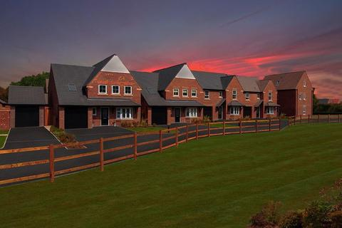 Barratt Homes - Highfields - Alton Way, Littleover, DERBY