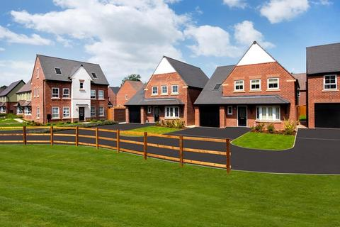 Barratt Homes - Highfields - Plot 998, Repton at Highfields Phase 2B, Rykneld Road, Littleover DE23