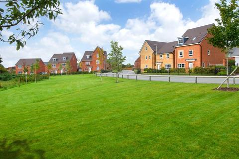 Barratt Homes - City Heights - Plot 203, FAVERSHAM at New Lubbesthorpe, Tay Road, Lubbesthorpe, LEICESTER LE19