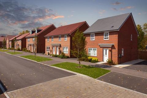 Barratt Homes - Berry Hill