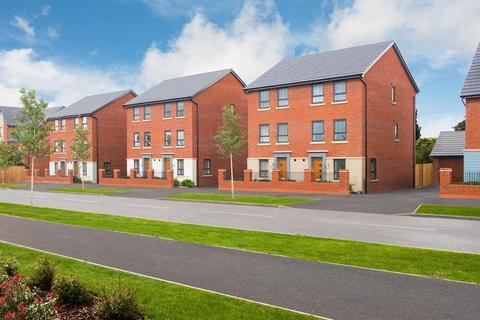 Barratt Homes - New Lubbesthorpe - Plot 305, WALTHAM at City Heights, Somerset Avenue, Leicester, LEICESTER LE4