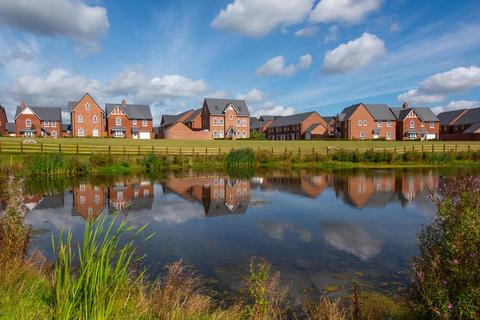Barratt Homes - New Lubbesthorpe - Somerset Avenue, Leicester, LEICESTER