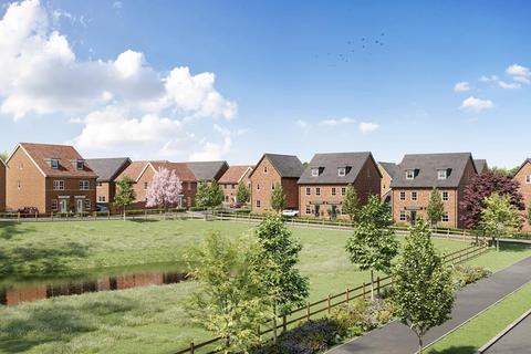 Barratt Homes - Barratt Homes @Mickleover - Plot 172, Duffield at Hackwood Park Phase 2a, Radbourne Lane DE3