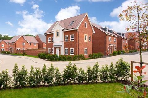 Barratt Homes - Mickleover - Rykneld Road, Littleover, DERBY