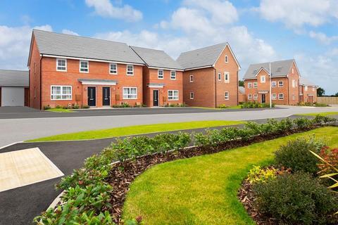 Barratt Homes - Warwick Gates - Plot 18, Wolverley at Montgomery Grange, Arras Boulevard, Hampton Magna CV35