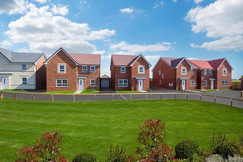 Barratt Homes - Harrier Chase - Plot 320, Moresby at Fleet Green, Hessle, Jenny Brough Lane, Hessle, HESSLE HU13
