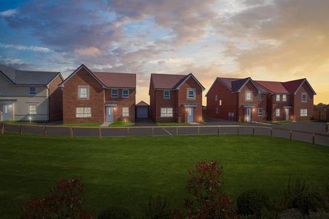 Barratt Homes - Harrier Chase - Harland Way, Cottingham, COTTINGHAM