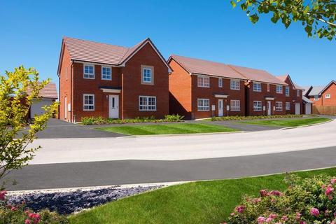Barratt Homes - Barley Fields, Barlby