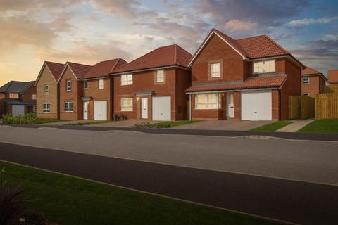 Barratt Homes - Poppy Fields, Cottingham - Plot 131, HOLDEN at Harland Park, Cottingham, Harland Way, Cottingham, COTTINGHAM HU16