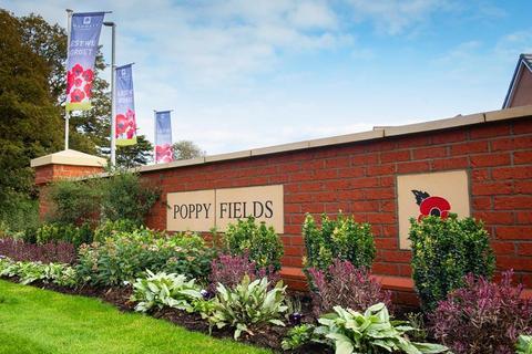 Barratt Homes - Poppy Fields - Harland Way, Cottingham, COTTINGHAM