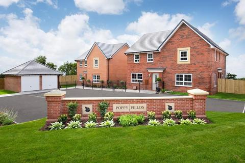 Barratt Homes - Poppy Fields - Harland Way, Cottingham, COTTINGHAM