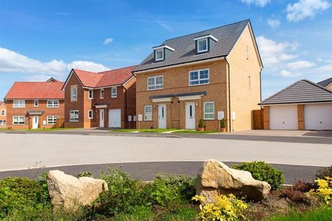 Barratt Homes - Bedewell Court