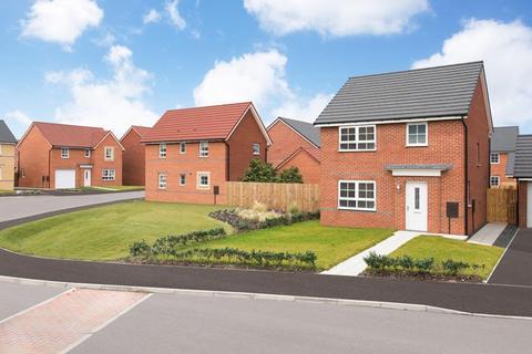 Barratt Homes - North Gosforth Park - Plot 110, Maidstone at City Edge, Firfield Road, Blakelaw, Newcastle upon Tyne, NEWCASTLE UPON TYNE NE5