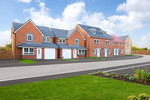Barratt Homes - Jubilee Gardens - Plot 65, The Carlton at The Sycamores, Stockton-on-Tees, Off Bath Lane TS18