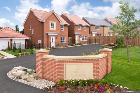 Barratt Homes - Cherry Tree Park - Horizon at Aspen Woolf, Horizon, Borough Road SR1