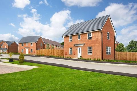 Barratt Homes - Blossom Park - Plot 4, The Tailor at Stannington Park, Off Green Lane, Stannington NE61