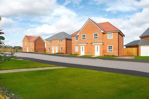 Barratt Homes - Burton Woods - South Road, Durham, DURHAM