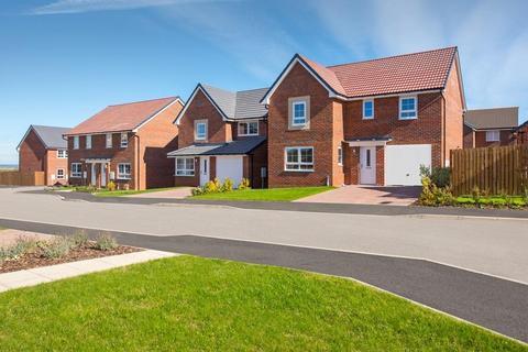 Barratt Homes - Burton Woods - Illingworth Grove, Whinney Hill