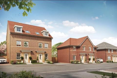 Barratt Homes - Burton Woods - Plot 60, The Barton at Millbeck Grange, Tursdale Road, Bowburn DH6