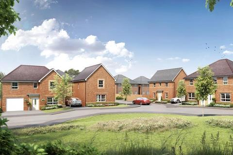 Barratt Homes - Burdon Green - Rosedale, Spennymoor, SPENNYMOOR