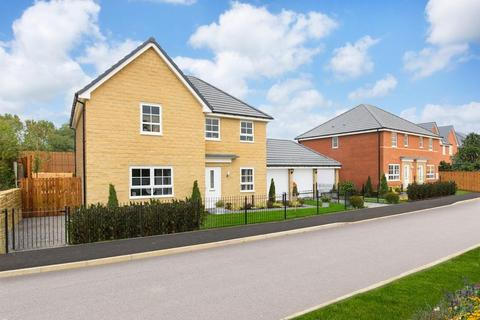 Barratt Homes - Burdon Green - South Road, Durham, DURHAM