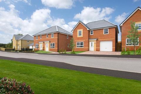 Barratt Homes - Burdon Green - Plot 016, Kilkenny at Middlestone Meadows, Durham Road, Middlestone Moor, Spennymoor DL16