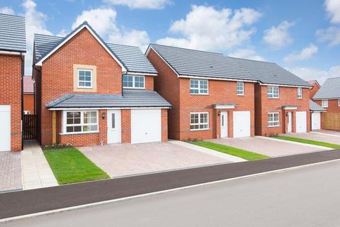 Barratt Homes - Merrington Park - Rosedale, Spennymoor, SPENNYMOOR